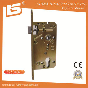 Hith Quality Mortise Lock Body (Z7504B-C) pictures & photos