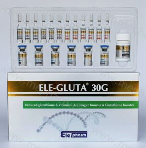 Ele Gluta 30g, Glutathione Injection for Skin Whitening pictures & photos