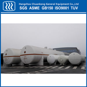 Cryogenic Industrial Gas Storage Tank with ASME Approved pictures & photos