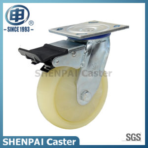 6 Inch PP Swivel Fixed (B) Caster Wheel pictures & photos