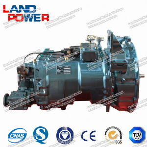 HOWO Truck Gearbox /Hw10/ China HOWO Gear Box pictures & photos