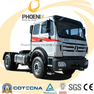 Beiben North Benz Ng80 4X2 270HP Tractor Truck for Africa Marketing (1927S) pictures & photos