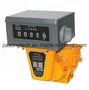 Positive Displacement Counter Flow Meter pictures & photos