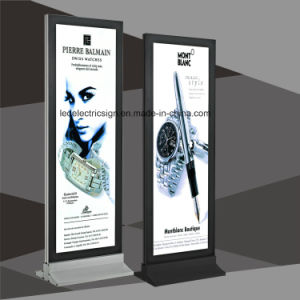 Vertical LED Advertising Light Boxes pictures & photos