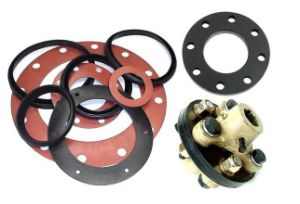 Equipment Performance Rubber Piping Flange pictures & photos