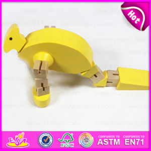 Interesting Educational Wooden Toy for Kids, Best Sell Educational Toy for Children, Wholesale Educational Toy for Babyw03b032 pictures & photos