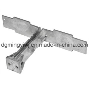 High Quality Zinc Die Casting Product for Fabrication with Electroplating Made in China pictures & photos
