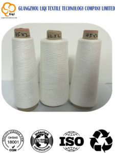 100% White Spun Polyester Sewing Thread pictures & photos