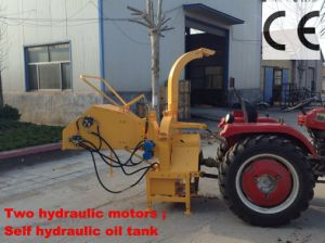 High Quality Edging Grinder with Double Hydraulic Motor pictures & photos