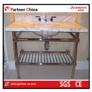 Bathroom Stainless Steel Sanitary Base (10-101) pictures & photos