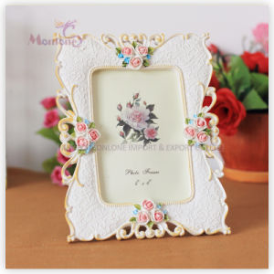 """Promotion Home Wall Decoration Love Resin Photo Picture Frame (4""""X6"""") pictures & photos"""