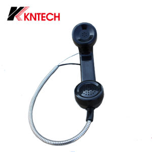 ABS Waterproof Handset with Armoured Cable (T2) Kntech pictures & photos