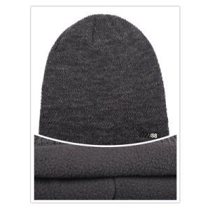(LKN15016) Winter Fashion Promotional Knitted Beanie pictures & photos