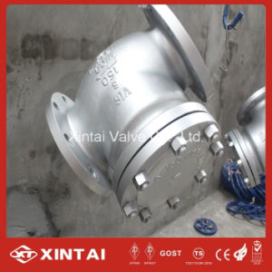 ANSI Flanged Forged Steel Spring Swing Check Valve