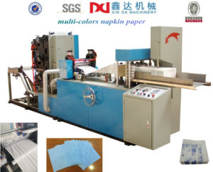 Automatic Color Printing Printing Paper Napkin Converting Machine pictures & photos