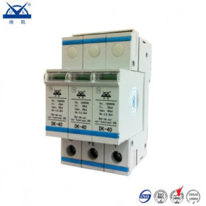 Solar Photovoltaic System DC 1200V PV Lightning Surge Protection Device pictures & photos