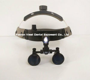 3W 30000lx Dental Headlight Headlamp with 2.5X Medical Magnifier pictures & photos