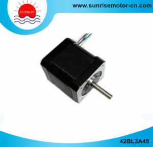 NEMA17 42bl3A45 DC Motor Electric Motor Low Voltage Brushless DC Motor pictures & photos