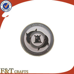 High Quality Enamel Metal Pin Badge Without Epoxy pictures & photos