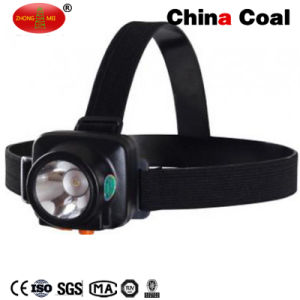 China Coal Magnetic LED H1 Mining Head Lamp pictures & photos
