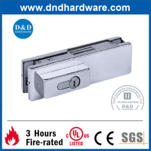 Hardware Accessories SS304 Patch Lock for Glass Door (DDPT004) pictures & photos