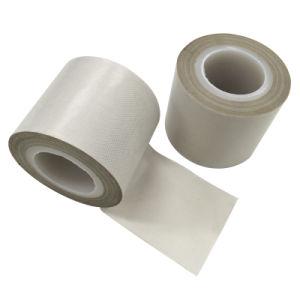Fiberglass Teflon Adhesive Tape/ Fiberglass PTFE Adhesive Tape pictures & photos