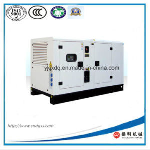 24kw/30kVA Power Silent Diesel Generator with Perkins Engine pictures & photos