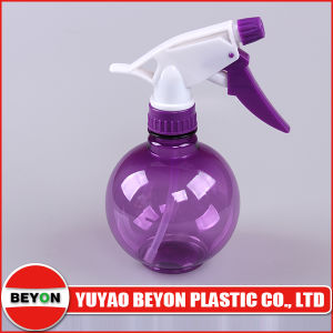 350ml Ball Shaped Plastic Pet Bottle in Purple Color pictures & photos