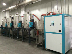 Good Reasonable Price Desiccant Dehumidifying Dryer for Plastic Industry (ORD-1000H)