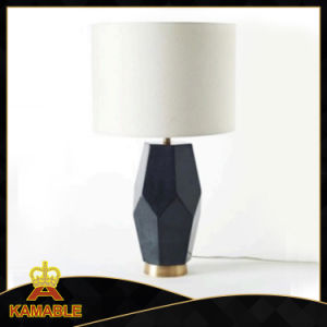 Fabric Home Decoration Moder Table Lamp (KAT6097) pictures & photos