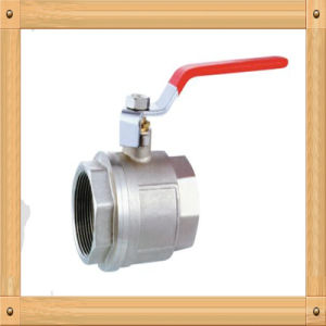 Brass Ball Valve with Steel Level Handle in Yuhuan