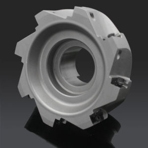 Square-Should Milling Cutter for Machine Tools Accessories, Milling Tool Customized with Coolant Hole pictures & photos