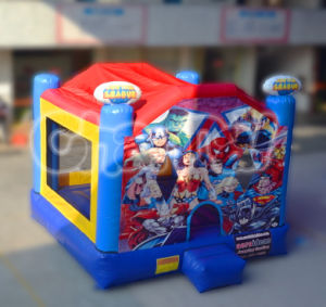 The Avengers Castle Inflatable for Kids Chb374 pictures & photos