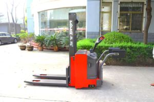 Pallet Stacker Tb Model From China pictures & photos
