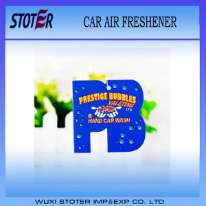 Customized Shape Car Air Fresheners with Own Logo pictures & photos