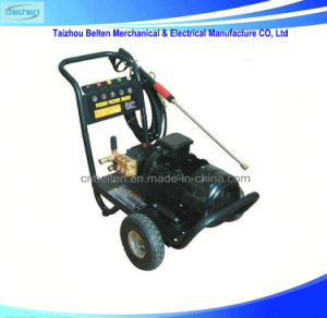 5.5kw 200bar Beautiful Appearance Portable Electic High Pressure Car Washer pictures & photos