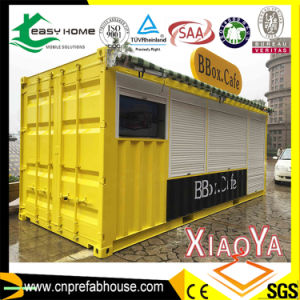 Modified Shipping Container Shop B Box Cafe Shop pictures & photos
