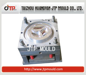 Lid Mould of Plastic Round Bucket Lid Mould Plastic Injection Mould pictures & photos
