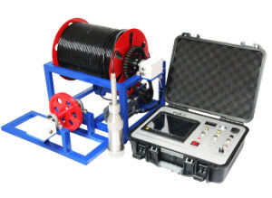 Pan and Tilt Water Well Camera, Borehole Inspection Camera, and Underwater Camera pictures & photos