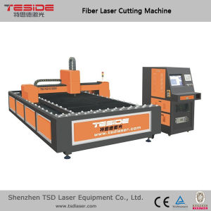 Fiber Laser Cutting Machine for Sheet Metal Processing Industry