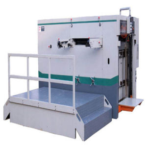 Semi Automatic Die Cutting and Creasing Machine (ZX1350) pictures & photos