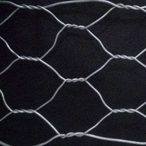 China Double Twisted Hexagonal Gabion Cage Hot Sale pictures & photos