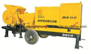 Refractory Materials Wet Spraying Concrete Machine