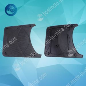 Plastic Cover of Motorcycle Spare Parts/ Battery for Sym Jet-4 pictures & photos