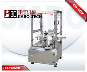 Automatic Cartoning Machine Cp-50V pictures & photos