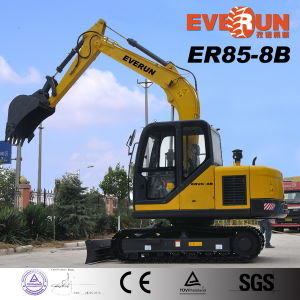 6500kg Crawler Excavator with CE Certificate Er65 pictures & photos