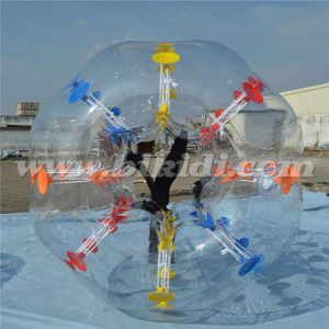 Outdoor Colorful Inflatable Fighting Ball, TPU Bubble Soccer D5010 pictures & photos