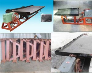 Shaking Table for Copper Separation pictures & photos