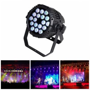 18X10W Outdoor LED PAR Can Light with High Quality pictures & photos
