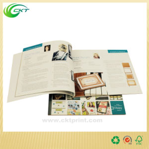 Magazine and Catalog Printing with photos Printed (CKT-BK-417) pictures & photos